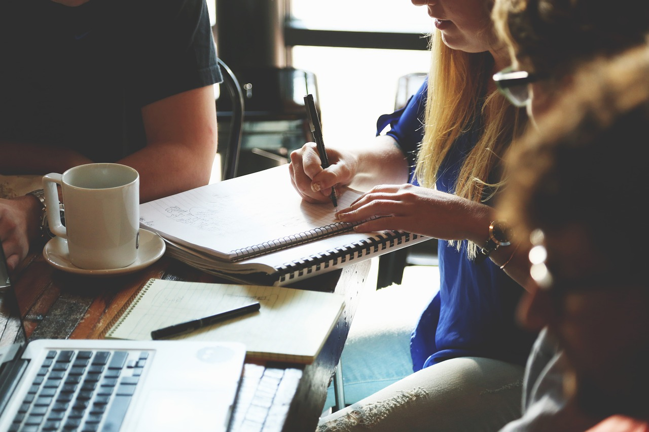 Porady dla osób, mających startup